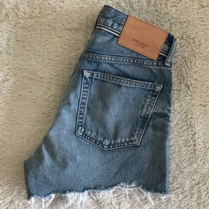 """Moussy Vintage """"Shirley"""" Distressed Jean Shorts-24"""